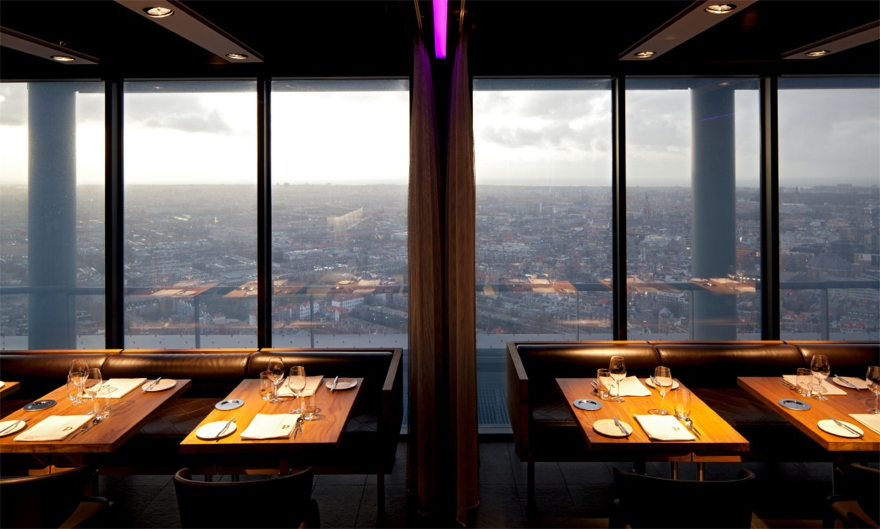 The Penthouse - Haagse Toren - The Penthouse restaurant - 42e verdieping