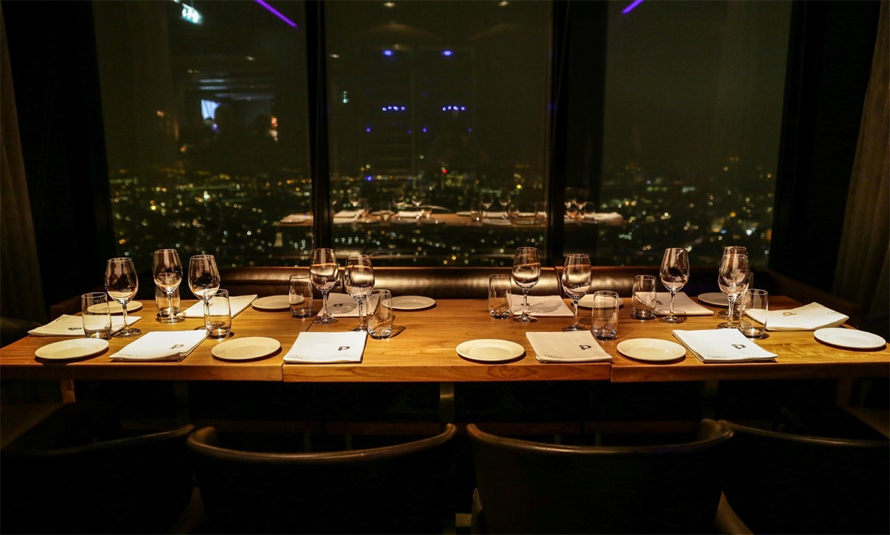 The Penthouse - Haagse Toren - The Penthouse Highest Dinner Deluxe