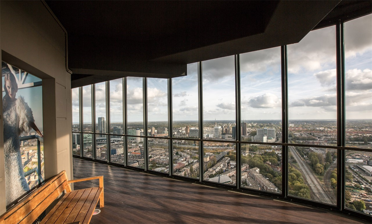 The Penthouse - Haagse Toren - Spannend Stadspanorama