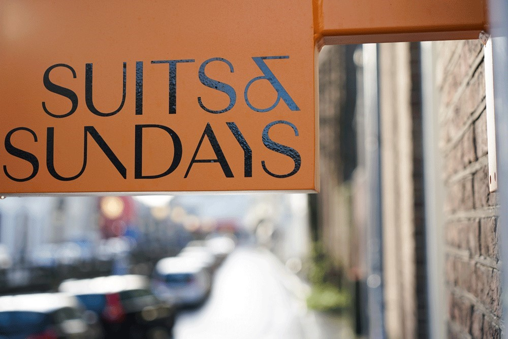 Suits and Sundays - Plompetorengracht 18