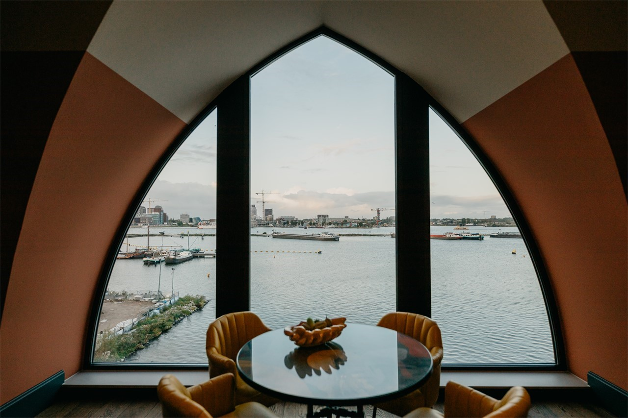 VESSEL - Waterfront Penthouse - Ij view